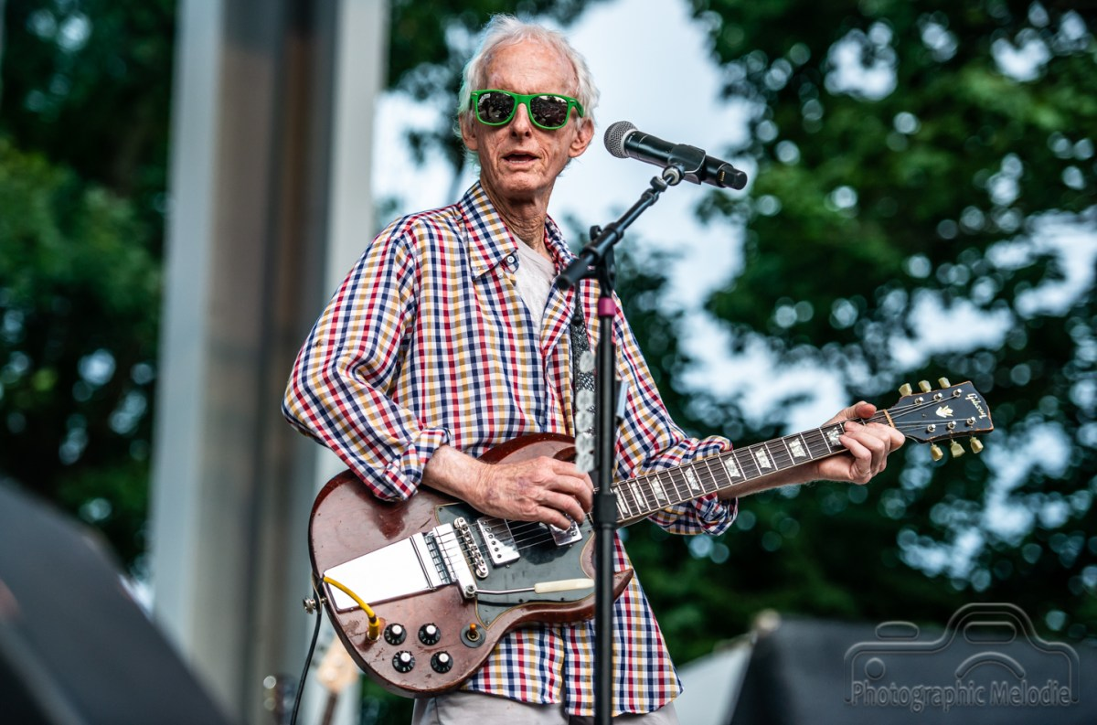 Robby Krieger and Company Captivate Indiana State Fair 2018